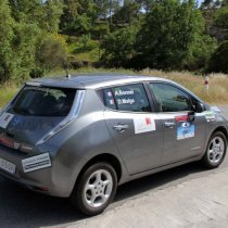 TVE - Cantal Classic Tour - Leaf 30 kW